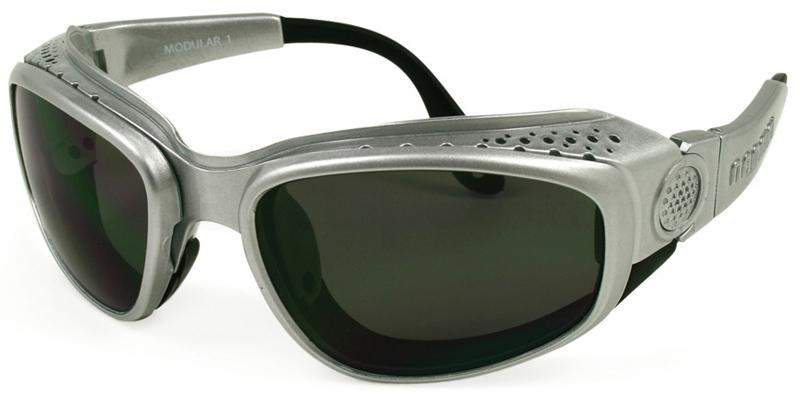 Silver Esprit Sunglasses, Sports Eyewear