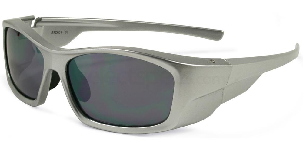 Silver SRX07 Sunglasses, Sports Eyewear