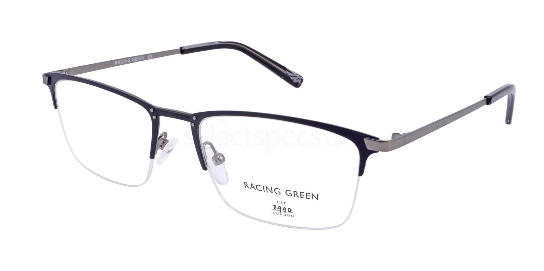 C1 RG001 Glasses, Racing Green