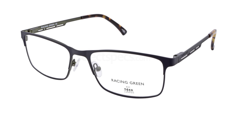 C1 RG010 Glasses, Racing Green