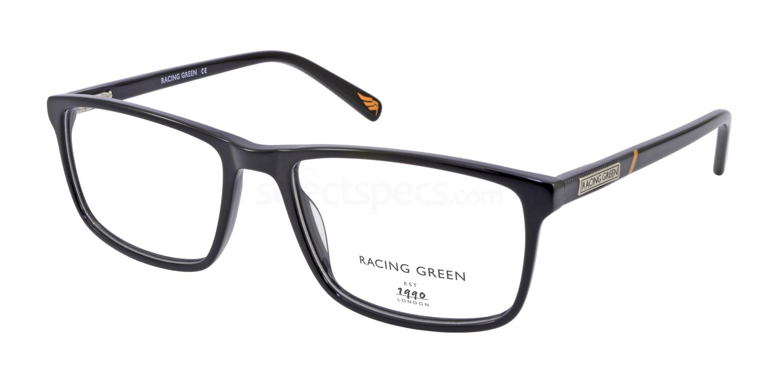 C1 RG011 Glasses, Racing Green