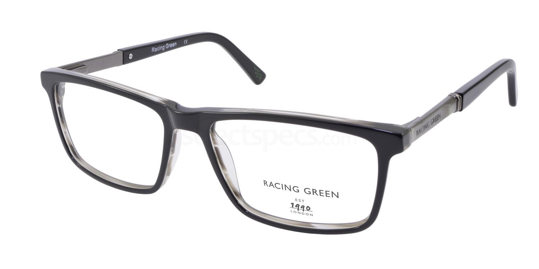 C1 RG014 Glasses, Racing Green