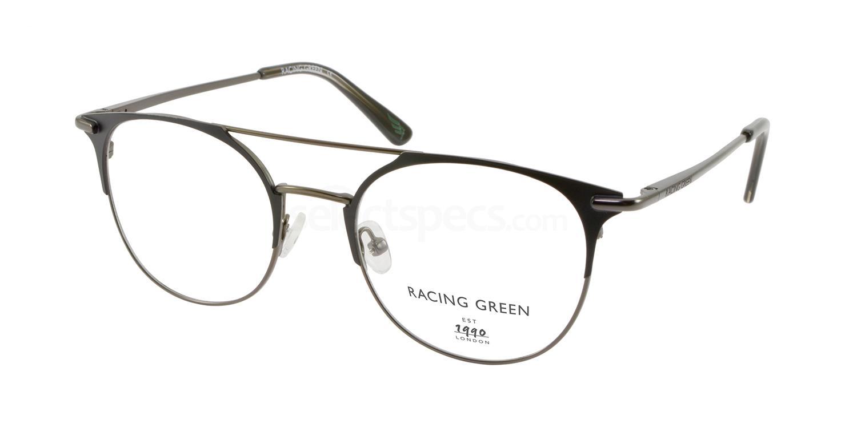 C1 RG020 Glasses, Racing Green