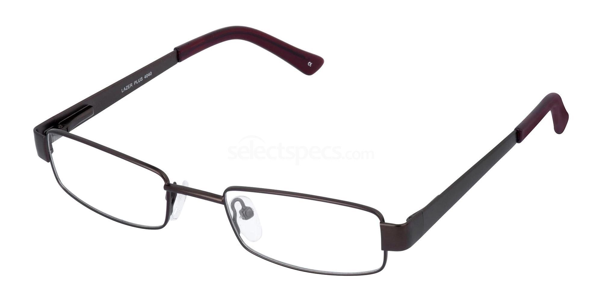 C.40 4040 Glasses, LAZER