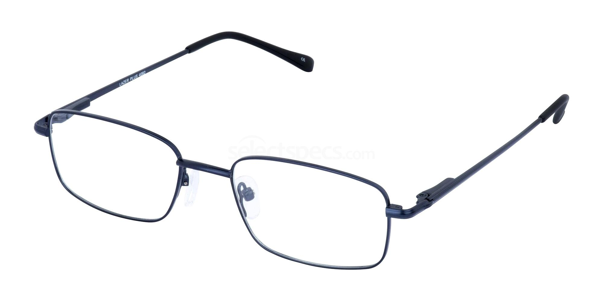 Navy 4082 Glasses, LAZER