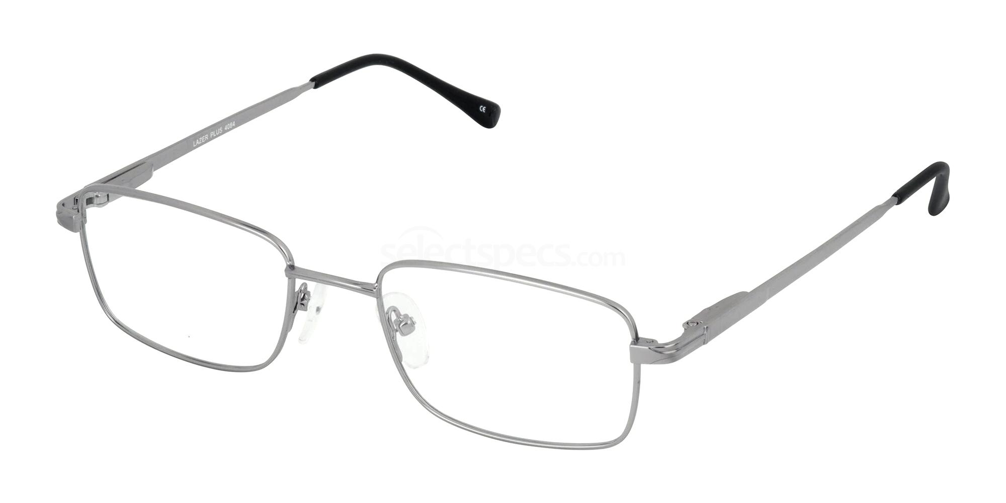 Steel 4084 Glasses, LAZER