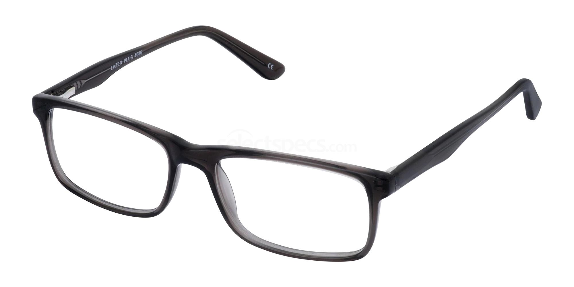 Grey 4086 Glasses, LAZER