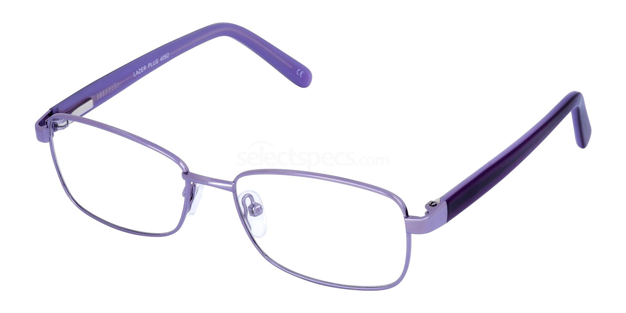 Lilac 4092 Glasses, LAZER