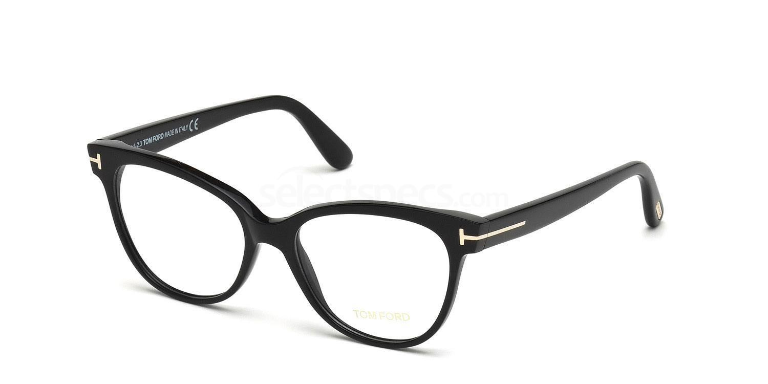 001 FT5291 Glasses, Tom Ford