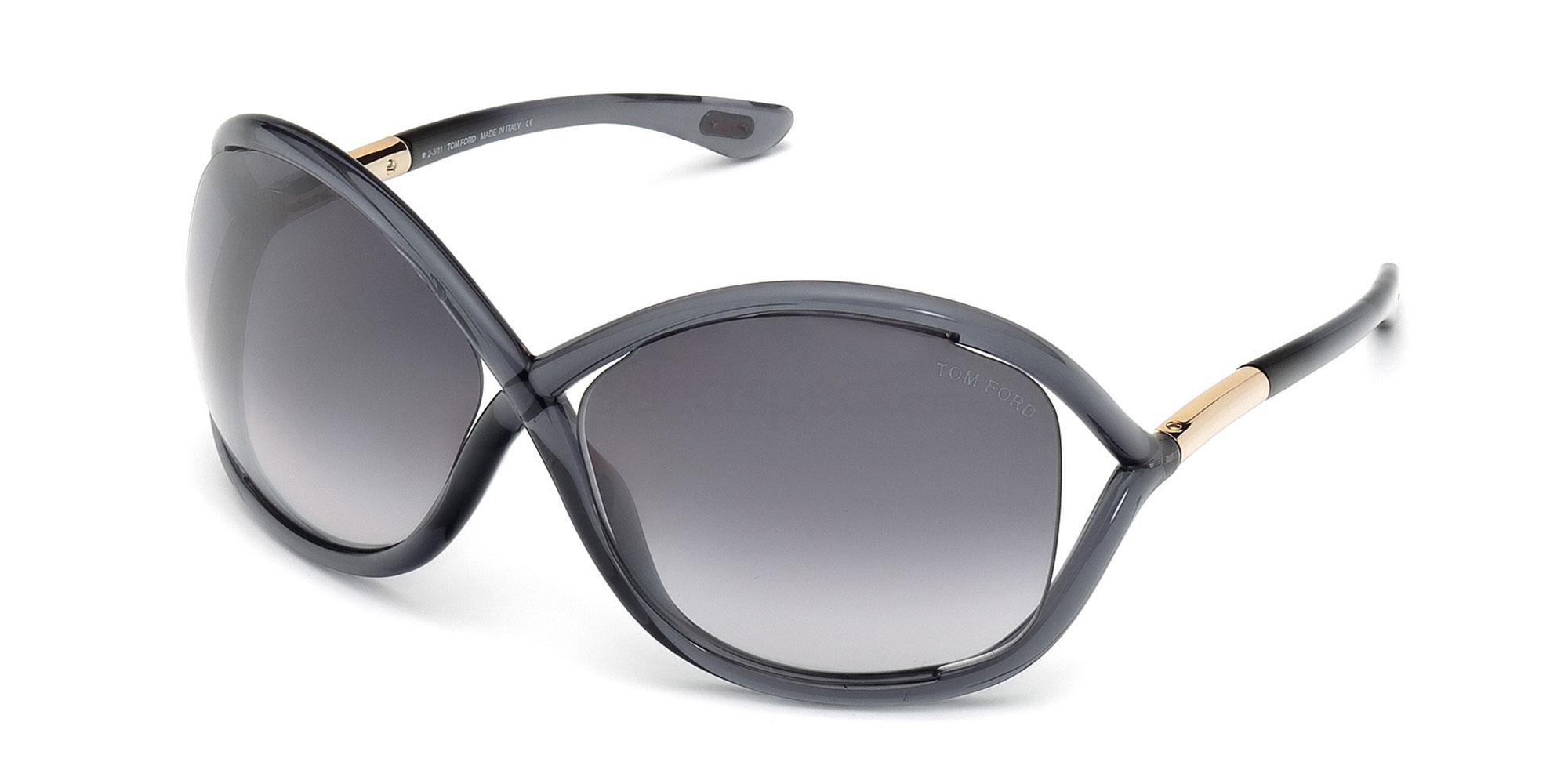 0B5 FT0009 Whitney (1/2) Sunglasses, Tom Ford