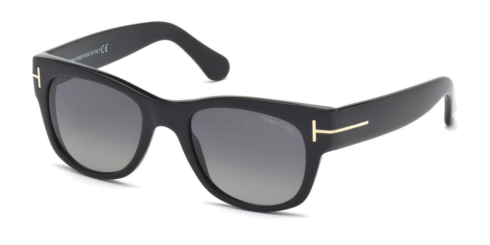 01D FT0058 Cary Sunglasses, Tom Ford