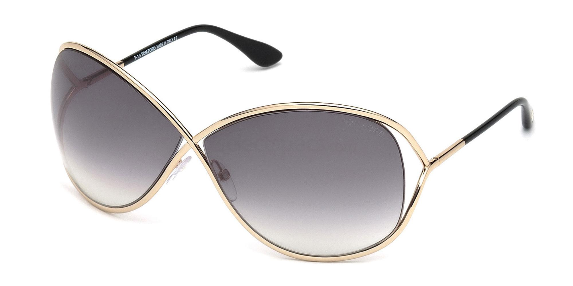 28B FT0130 Miranda Sunglasses, Tom Ford