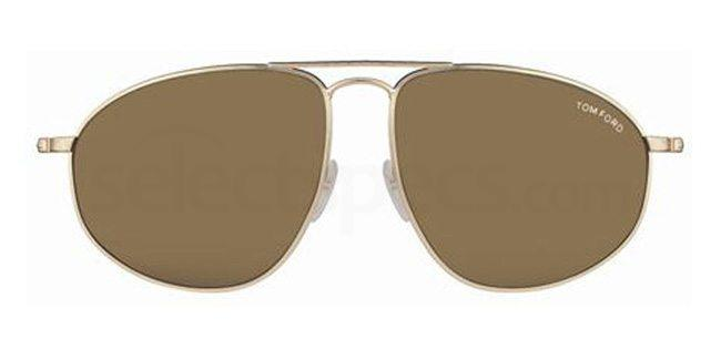 28J FT0189 Sunglasses, Tom Ford
