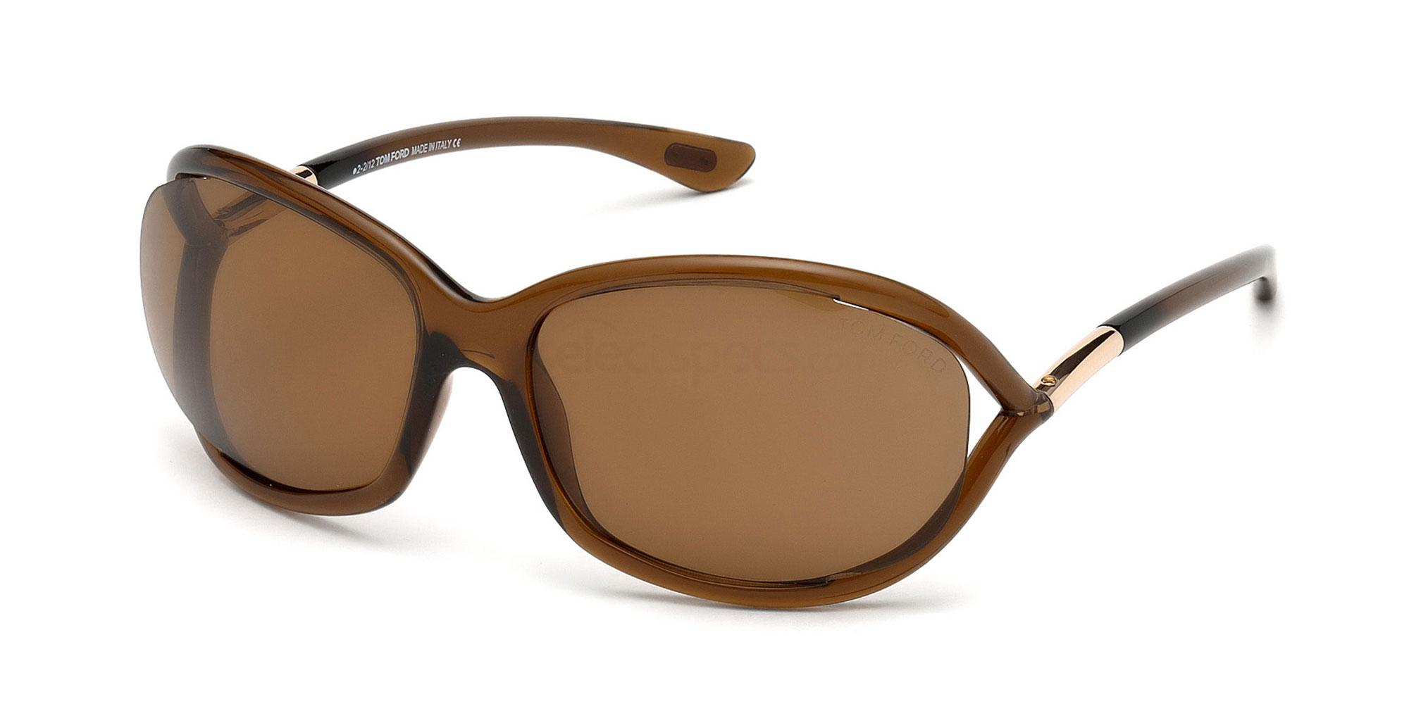 48H FT0008 Jennifer (2/2) Sunglasses, Tom Ford