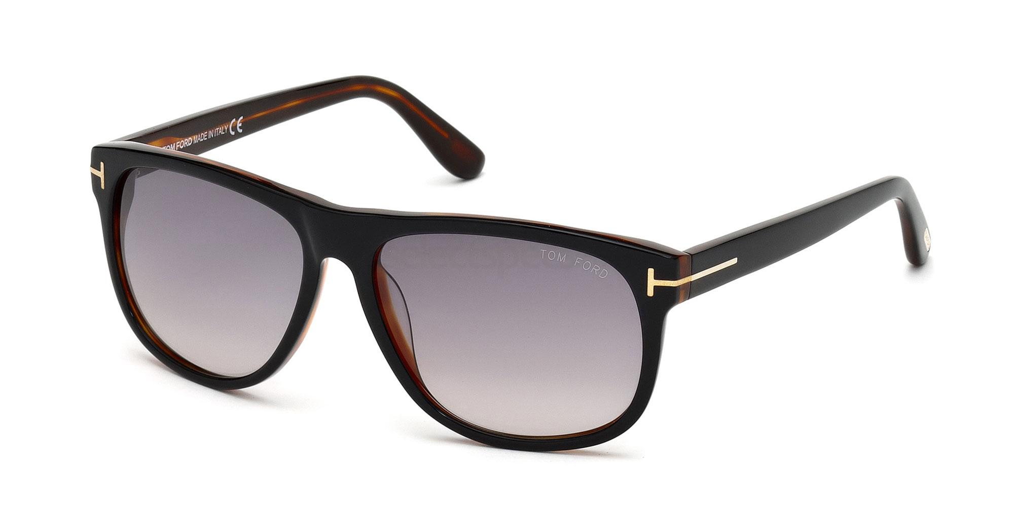 05B FT0236 Olivier Sunglasses, Tom Ford