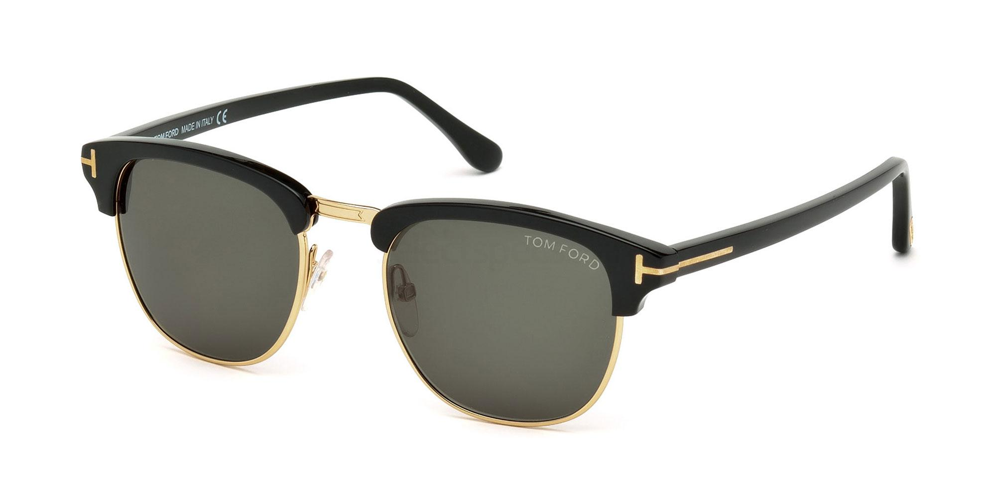 05N FT0248 Henry Sunglasses, Tom Ford
