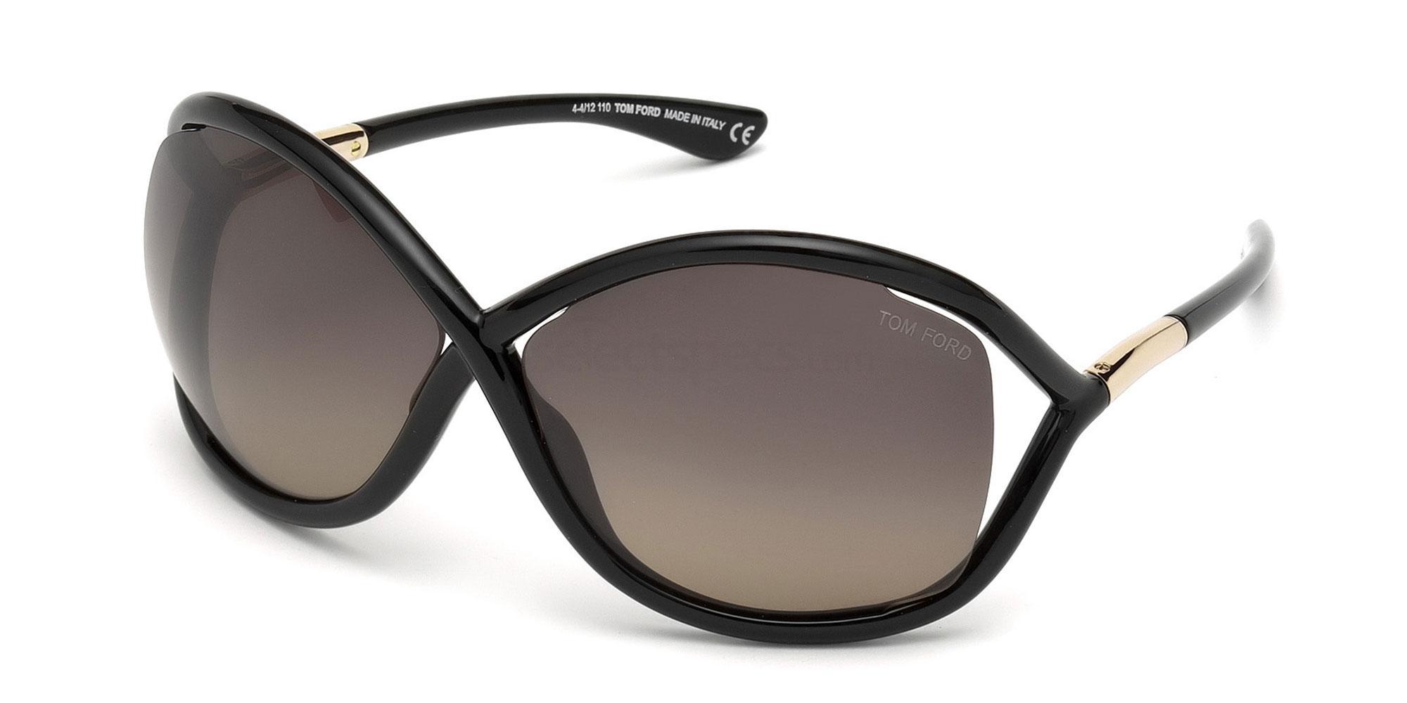 01D FT0009 Whitney (2/2) Sunglasses, Tom Ford