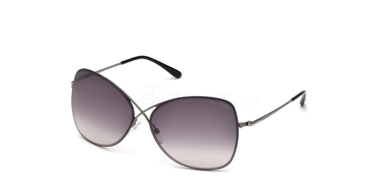 08C FT0250 COLETTE Sunglasses, Tom Ford