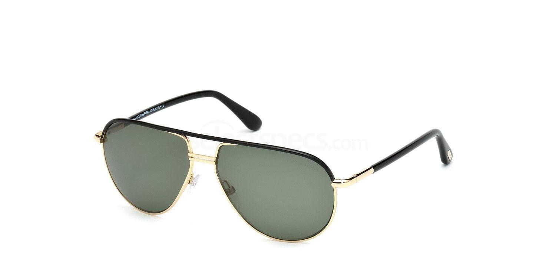 01J FT0285 Cole Sunglasses, Tom Ford