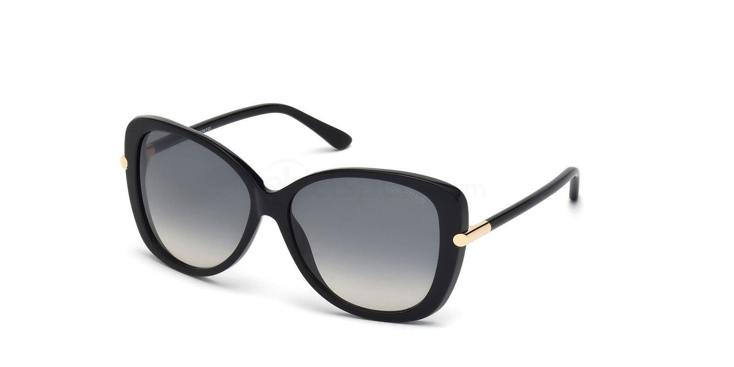 01B FT0324 LINDA Sunglasses, Tom Ford