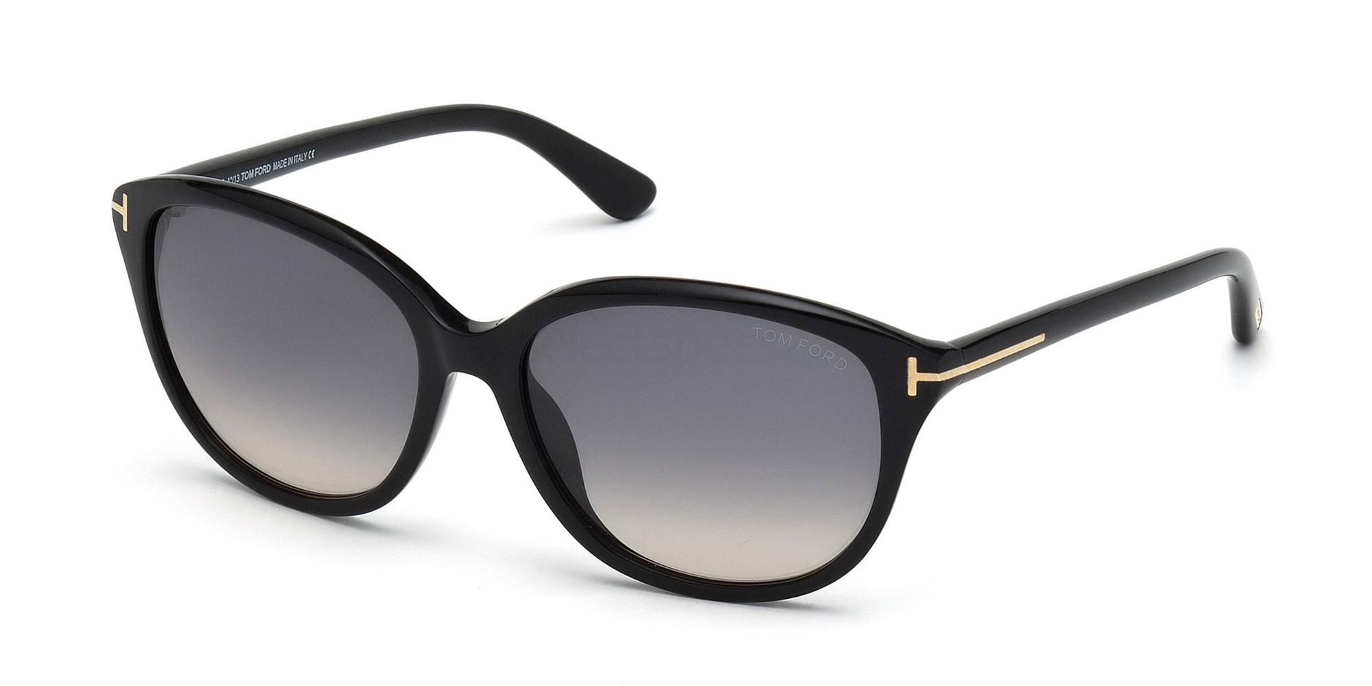 01B FT0329 KARMEN Sunglasses, Tom Ford
