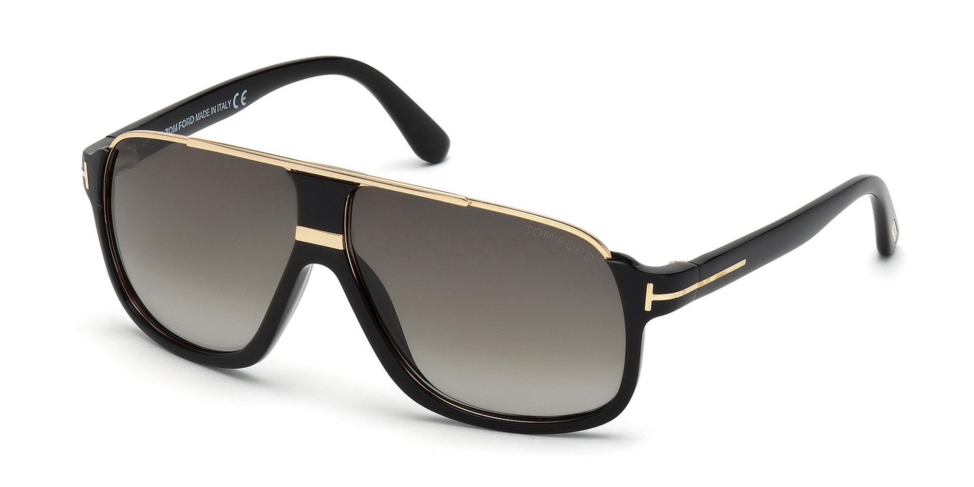 01P FT0335 Sunglasses, Tom Ford