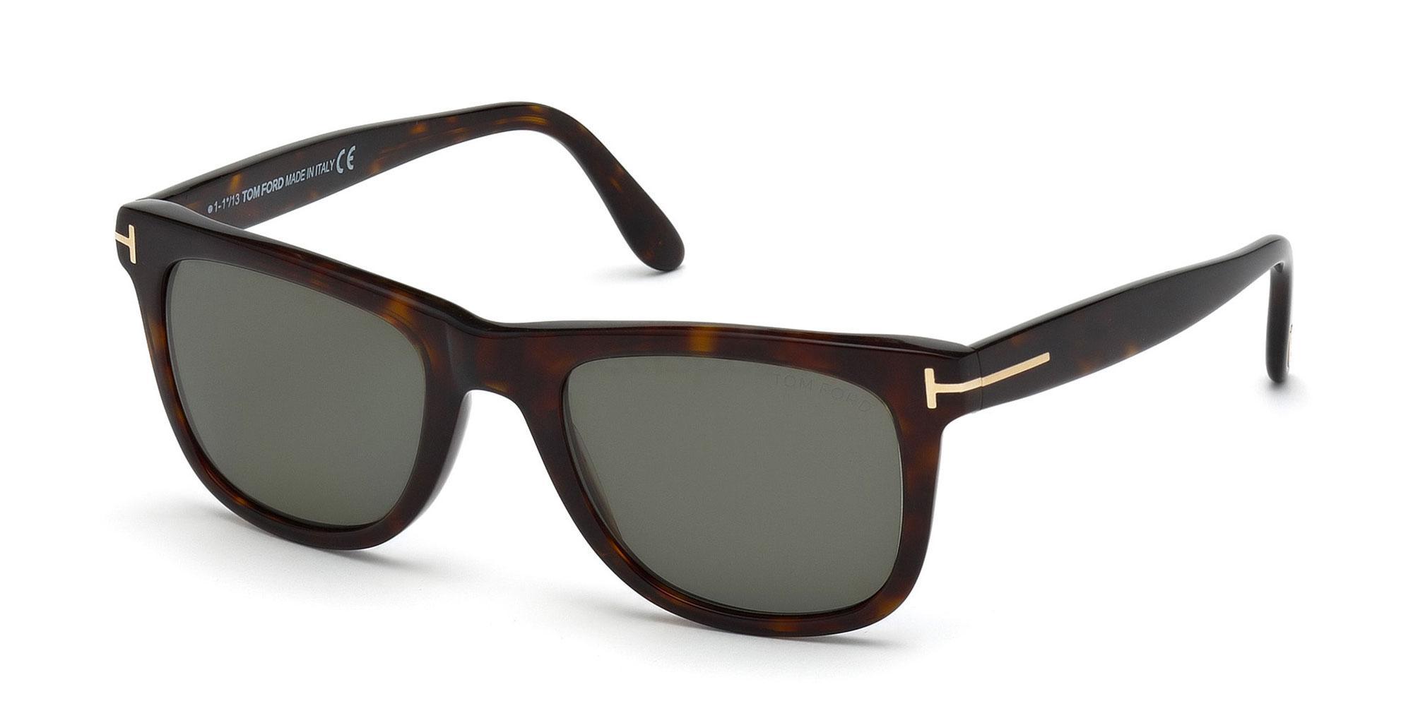 56R FT0336 LEO Sunglasses, Tom Ford