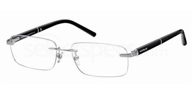 016 MB0337 Glasses, Mont Blanc