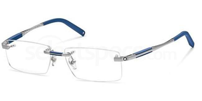 014 MB0349 Glasses, Mont Blanc