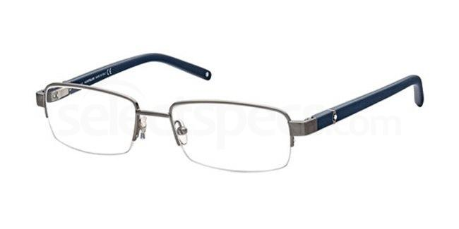 008 MB0385 Glasses, Mont Blanc