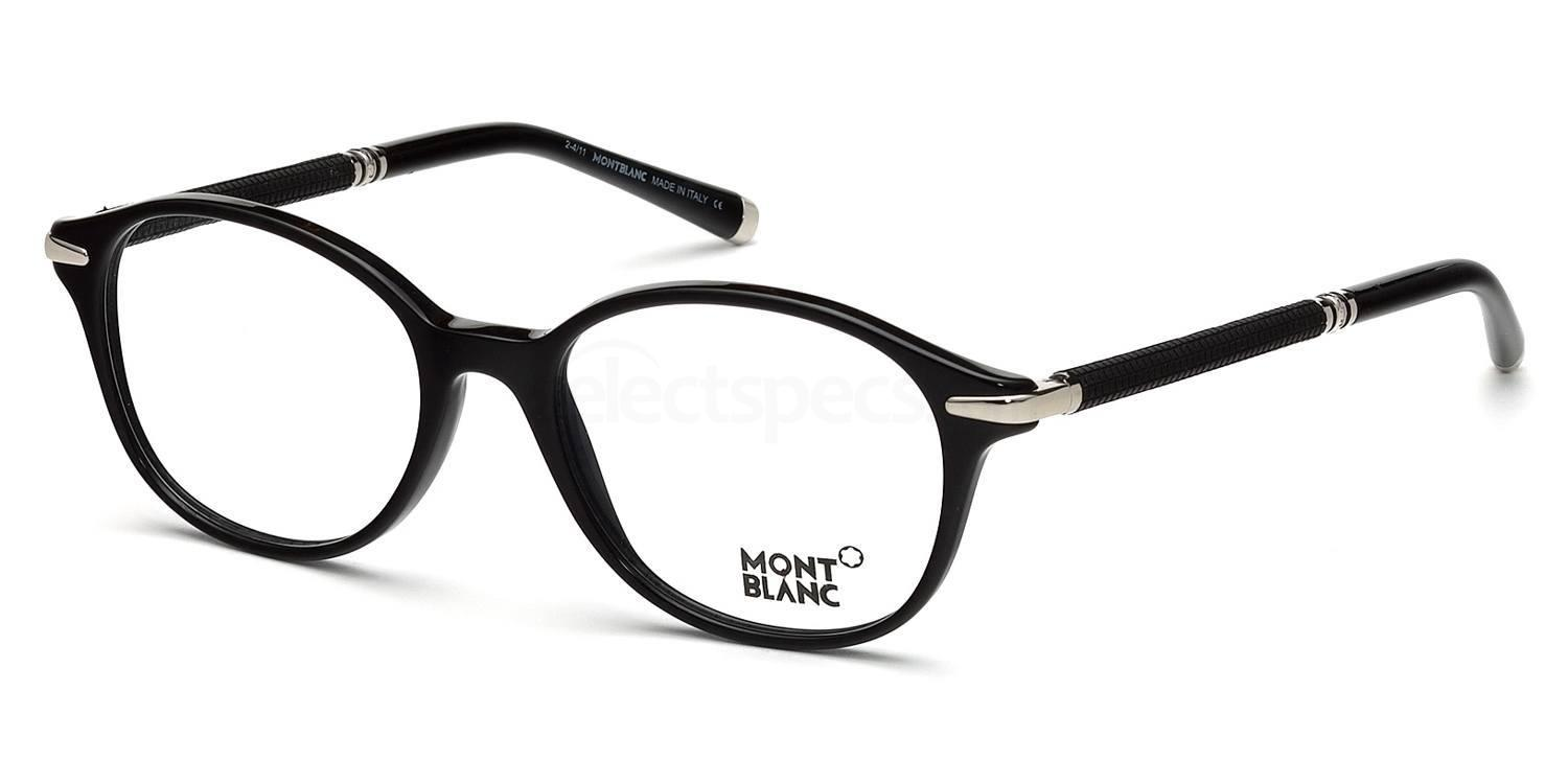 001 MB0400 Glasses, Mont Blanc