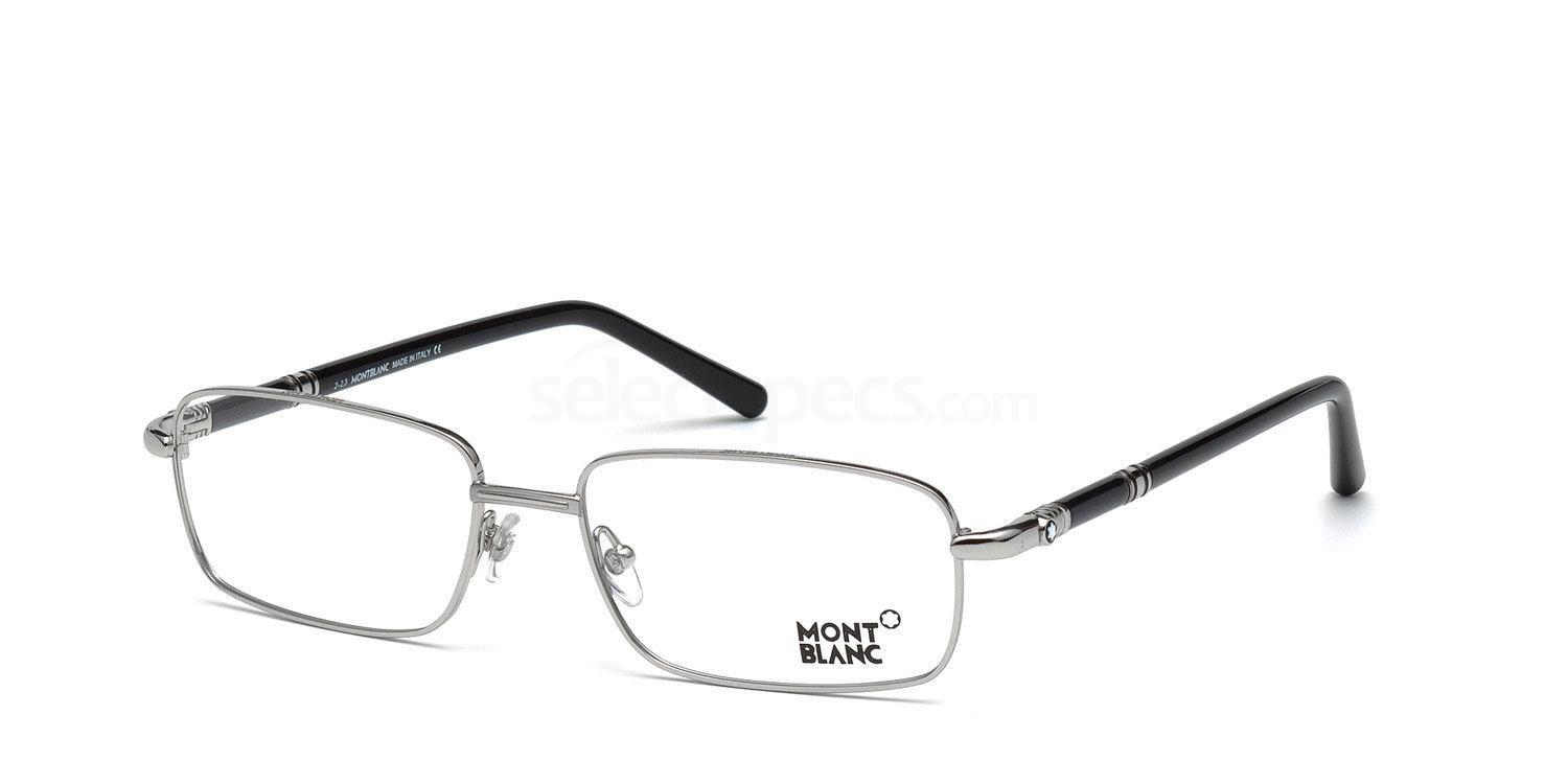 016 MB0475 Glasses, Mont Blanc