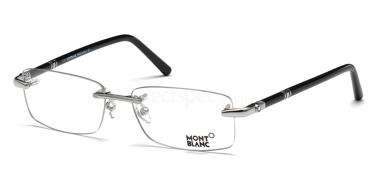 016 MB0476 Glasses, Mont Blanc