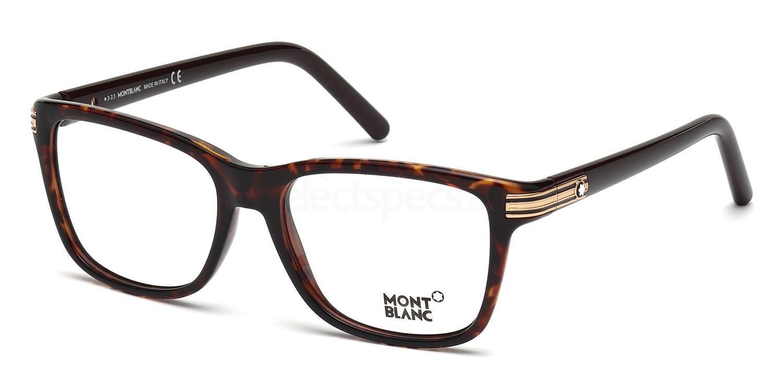 052 MB0477 Glasses, Mont Blanc