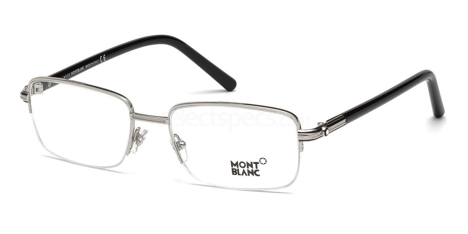 016 MB0478 Glasses, Mont Blanc