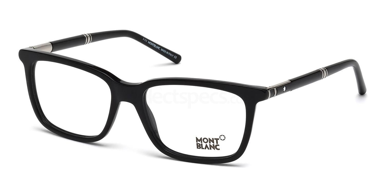 001 MB0489 Glasses, Mont Blanc