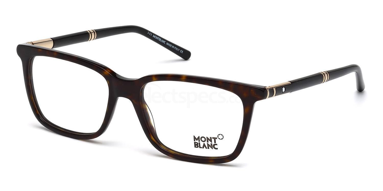 052 MB0489 Glasses, Mont Blanc