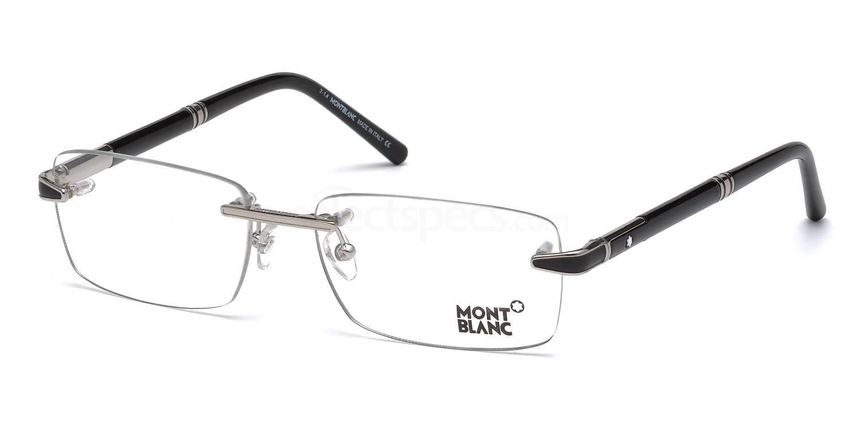 016 MB0490 Glasses, Mont Blanc