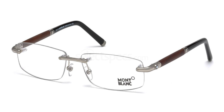 016 MB0491 Glasses, Mont Blanc