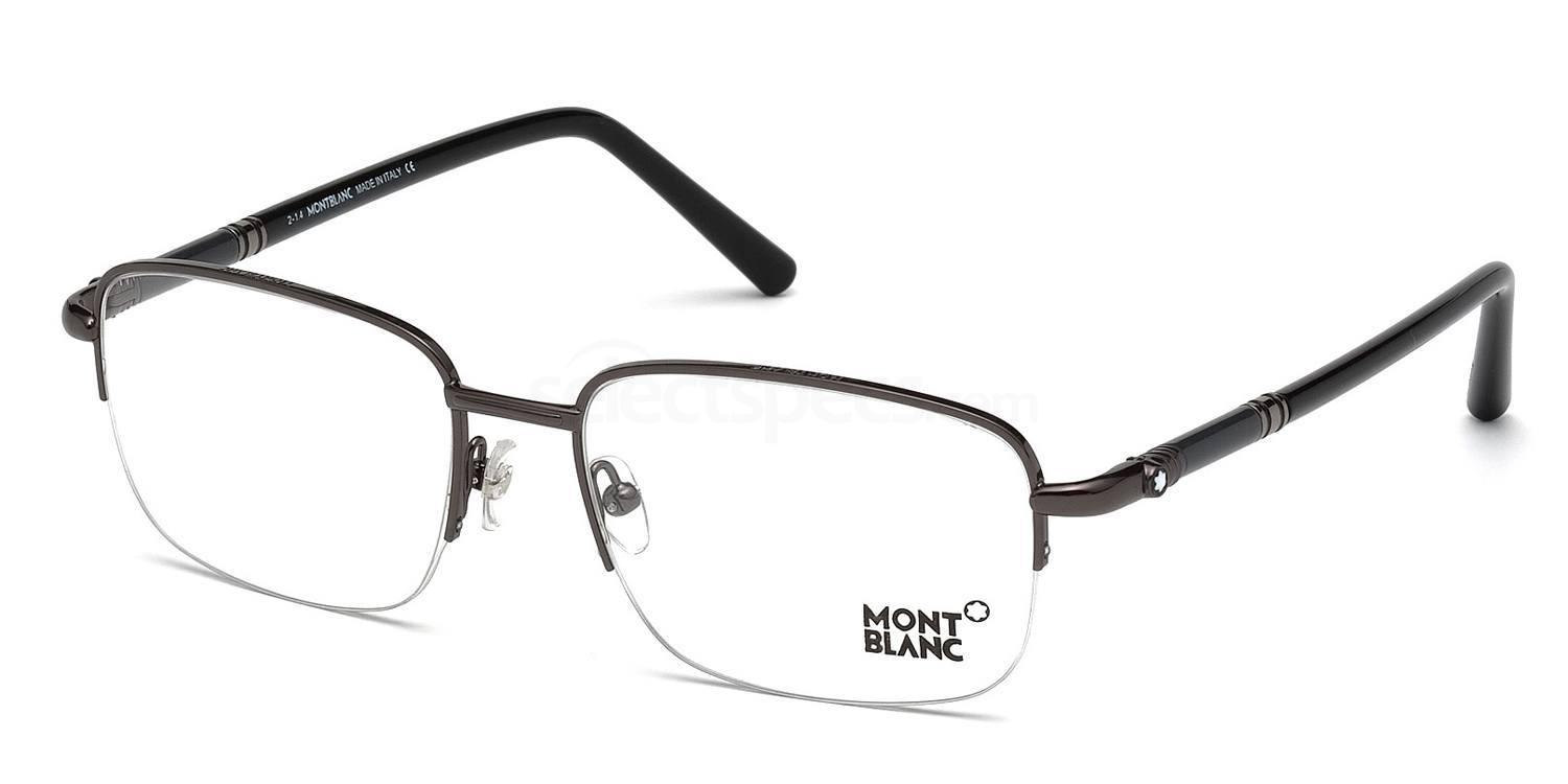 008 MB0528 Glasses, Mont Blanc