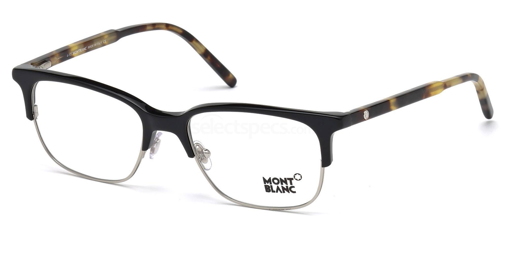 005 MB0552 Glasses, Mont Blanc