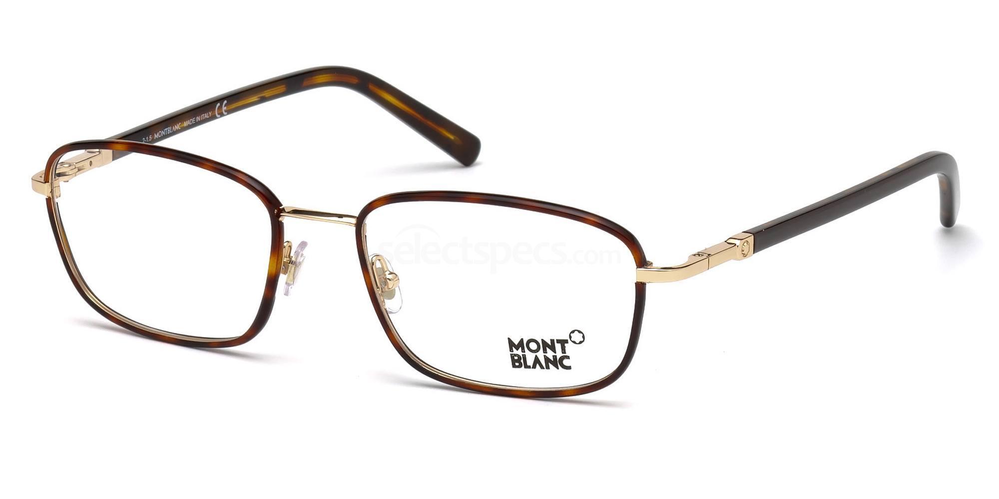 055 MB0556 Glasses, Mont Blanc