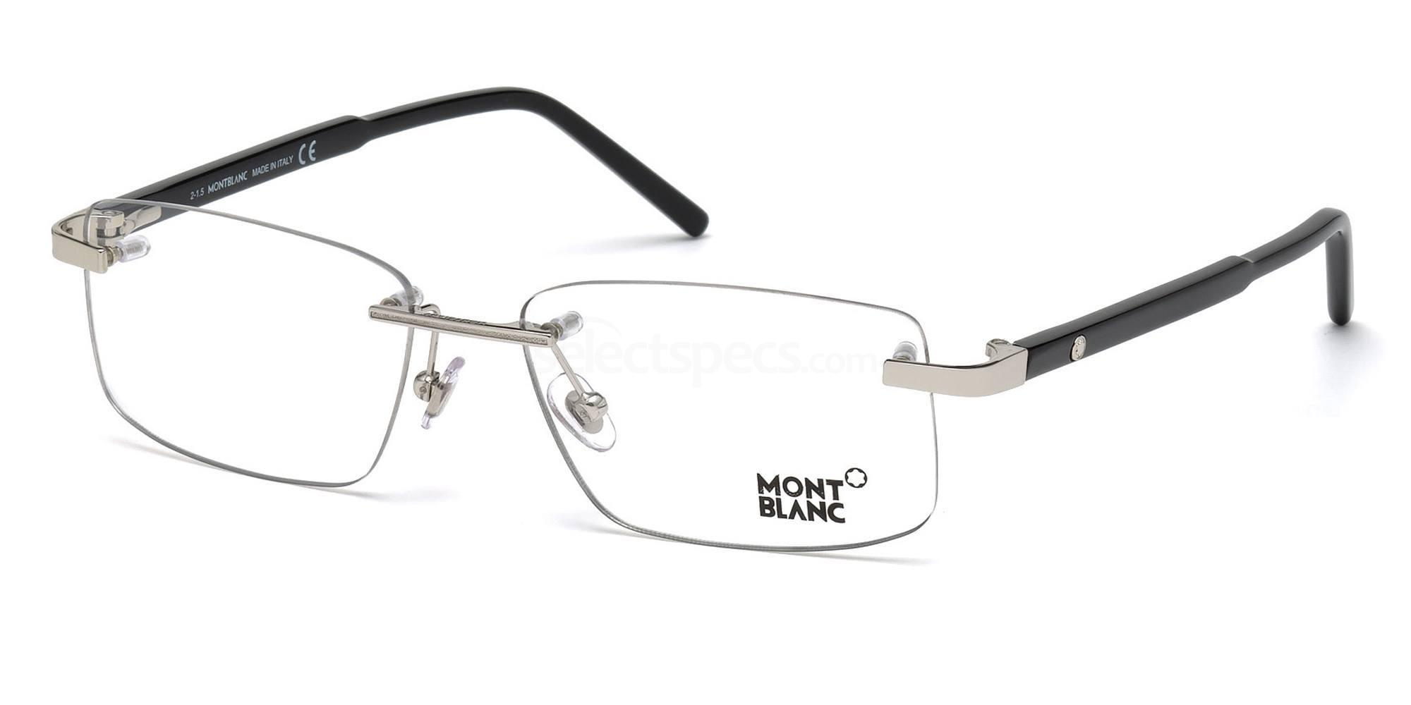 016 MB0580 Glasses, Mont Blanc