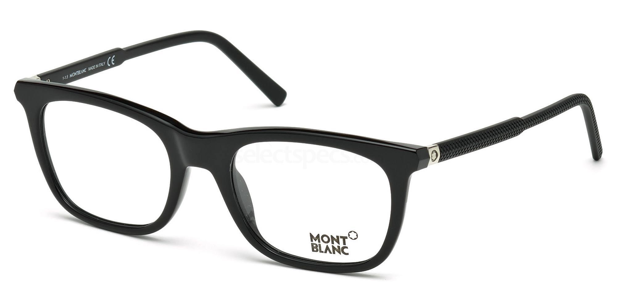 005 MB0610 Glasses, Mont Blanc
