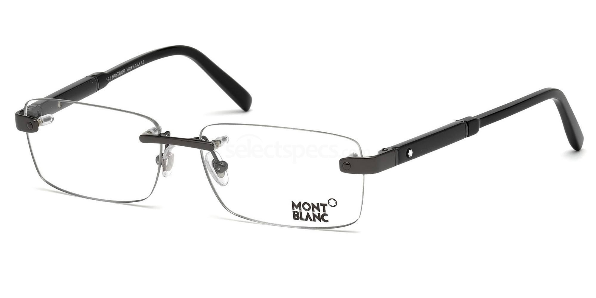 008 MB0617 Glasses, Mont Blanc