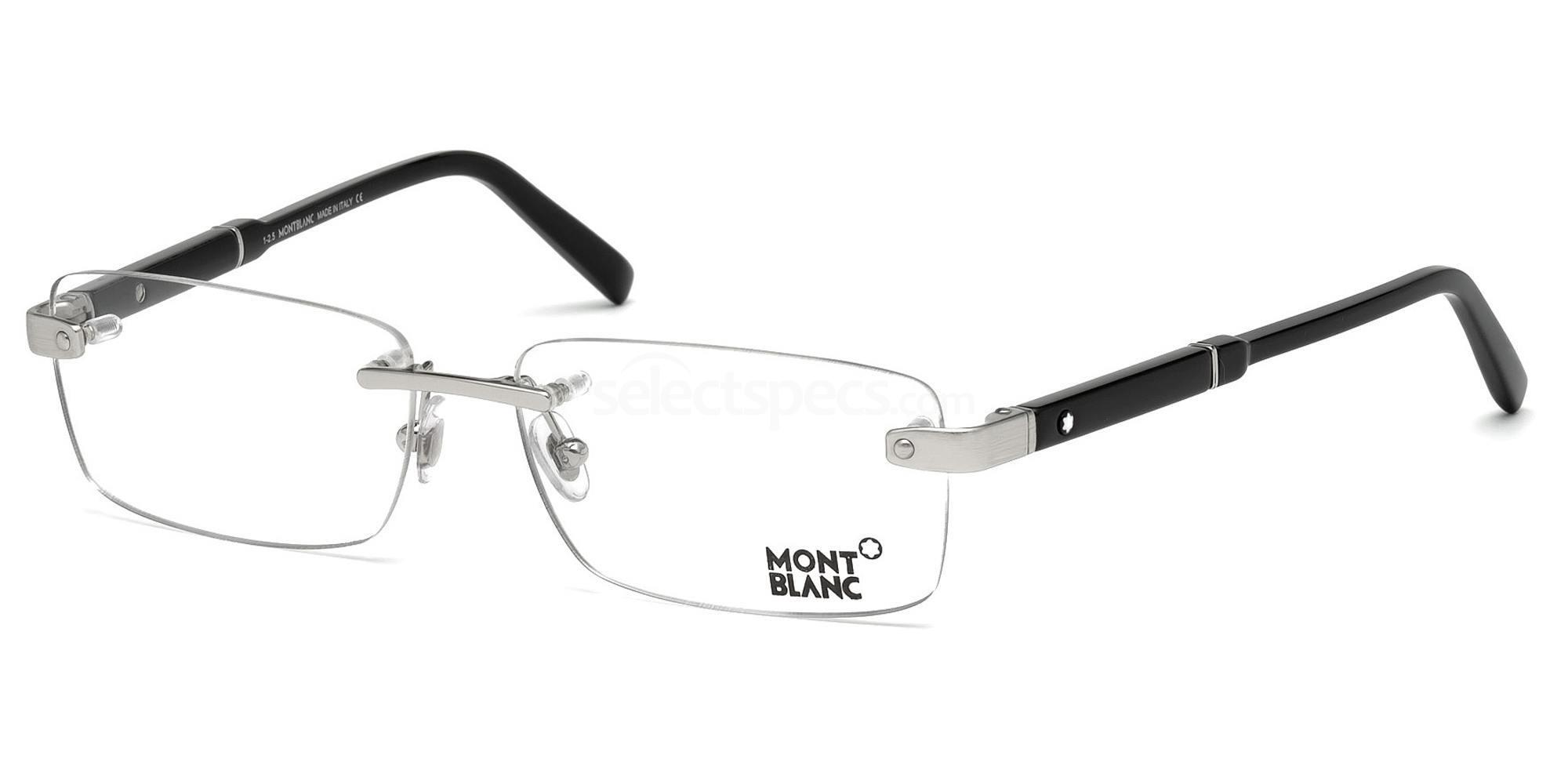 016 MB0617 Glasses, Mont Blanc