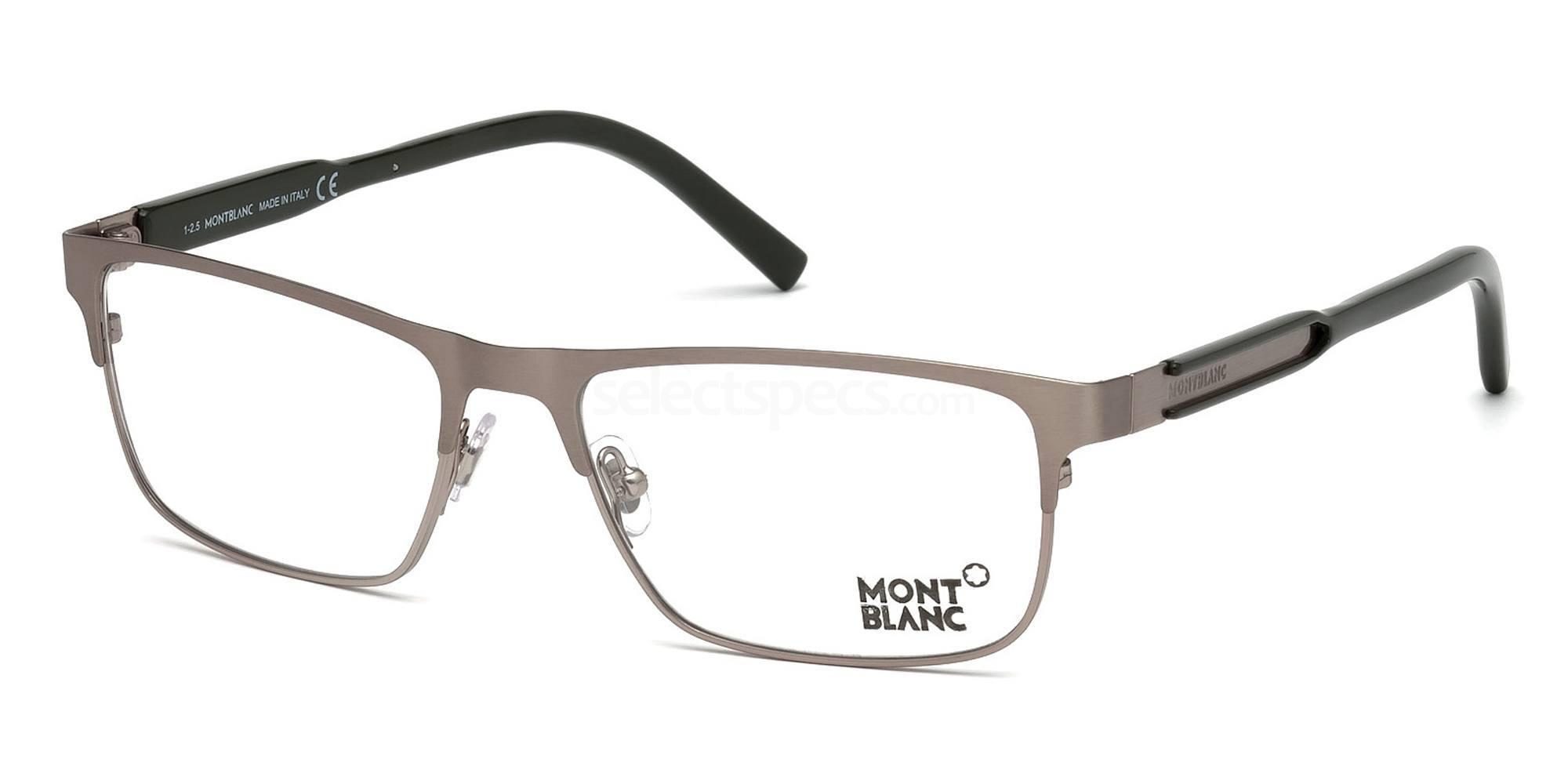 035 MB0624 Glasses, Mont Blanc