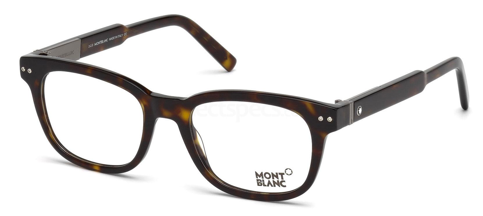 052 MB0628 Glasses, Mont Blanc