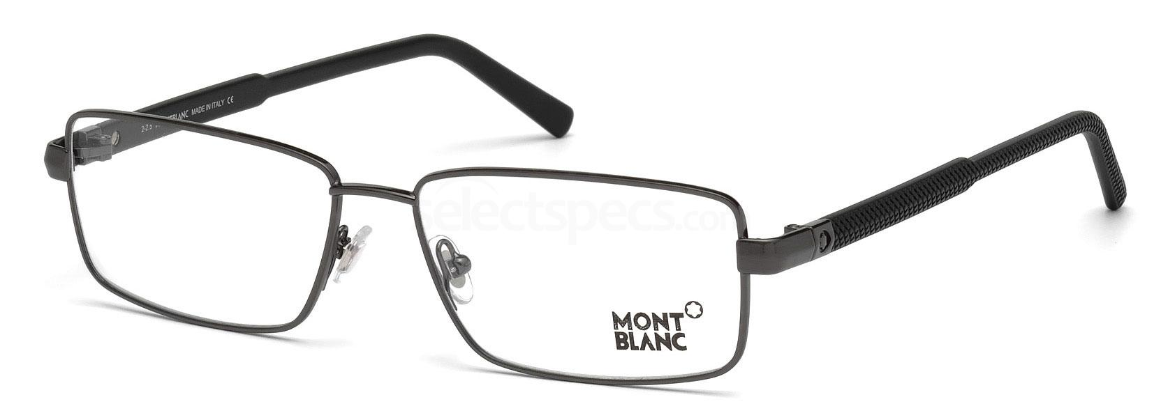 008 MB0629 Glasses, Mont Blanc