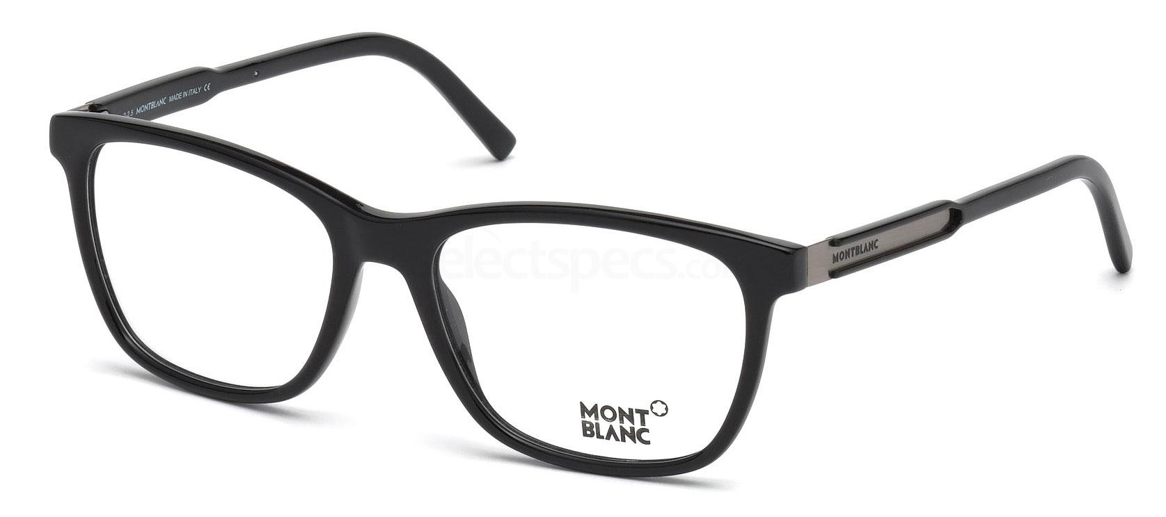 001 MB0631 Glasses, Mont Blanc